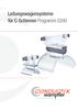 Leitungwagensysteme für C-Schienen Programm 0240