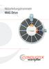Motorleitungstrommeln - MAG Drive
