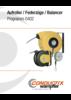 Leitungs- und Schlauchaufroller, Federzüge und Balancer Programm 0402