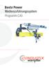 BestaPower Medienzuführungssystem Programm C40