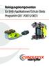 Reinigungskomponenten für EHB-Applikationen/Schub-Skids Programm 0811/0815/0831