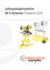 Leitungswagensysteme für C-Schienen Programm 0230