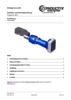 Ausklink- und Schneidewerkzeug - Programm 0811