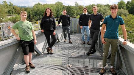 Auszubildende starten 2020 bei der Conductix-Wampfler GmbH in ihre berufliche Zukunft
