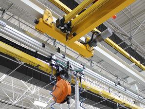 Conductix-Wampfler bietet Energie- und Datenübertragungssysteme für die industrielle Anwendung