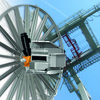 High Dynamics SMART Drive Motorleitungstrommeln von Conductix-Wampfler