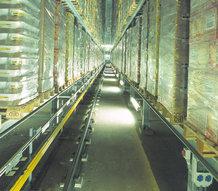 Lagertechnik Tiefkühllager