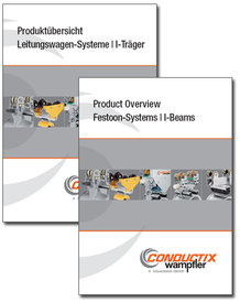 "Catalog ""Festoon Systems for I-Beams 
