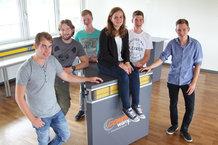 Neue Nachwuchskräfte starten bei der Conductix-Wampfler GmbH in Ihre berufliche Zukunft