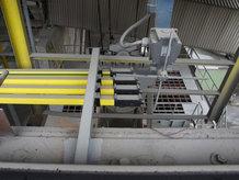 Schleifleitungssystem zur Elektrifizierung von Prozesskranen
