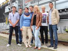 Ausbildung bei der Conductix-Wampfler GmbH | Einstieg 2012