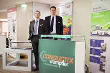 Conductix-Wampfler at eCarTec Paris