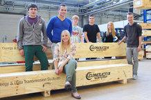 Ausbildung bei der Conductix-Wampfler GmbH | Einstieg 2013