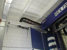 Tram Waschanlage (2 Systeme)