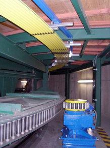 Schleifleitung 0812 Energiezuführung Maschinerie