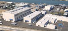 Conductix-Wampfler liefert Material für die Energieversorgung und Datenübertragung an 15 neue Brückenkrane in der australischen Marinewerft Osborne Naval Shipyard