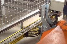 Lagertechnik – Tiefkühllager Elektrifizierung und Wegmessung von Regalbediengeräten