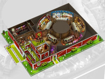 REF5100-0013 (Interactive Rotating Dark Ride) [Picture 1]