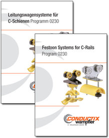 Catalog Festoon Systems for C-Rails Program 0230