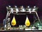 Gantry Crane Under Load Test